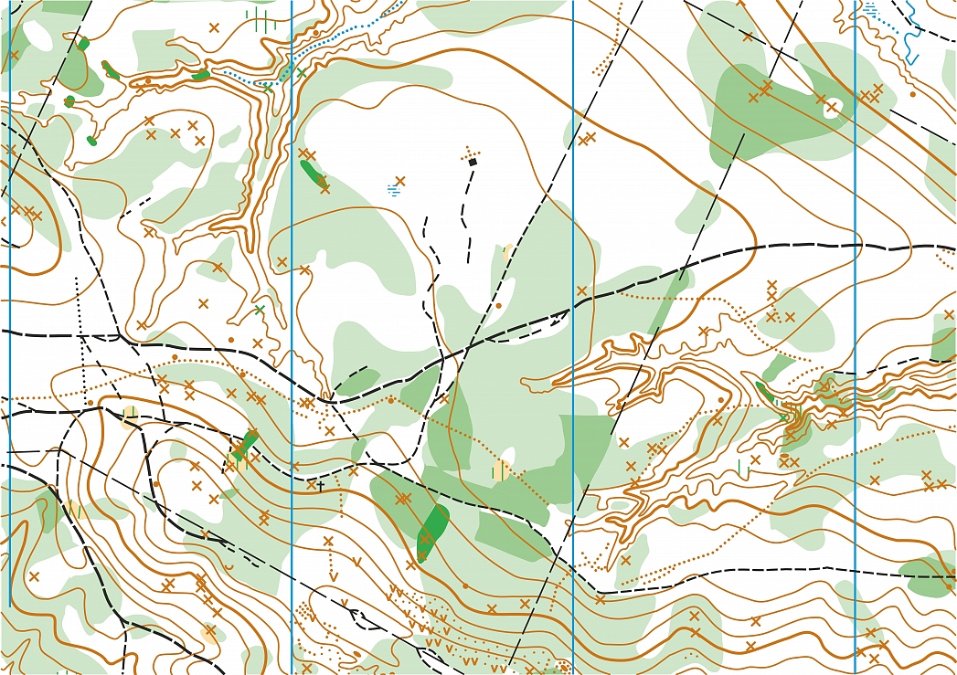 What is a Topographic Map? - GraphicMaps.com Definition Of A Topographic Map on