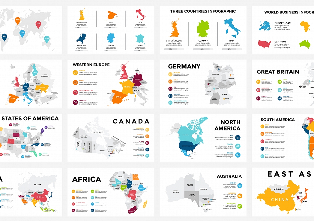 What Is A Resource Map What is an Economic Map?   GraphicMaps.com
